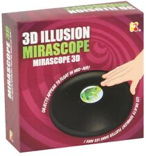3D Mirascope Floating Optical Magical Illusion Hologram Magic Trick Game