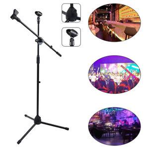 Mikrofonständer Mikrofonstativ Stativ Ständer Mikrofon Schwenkbar Mikrohalter