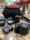 Canon EOS Rebel T7 24.1 MP Digital SLR Camera - Black (Kit with 18-55 Lens) picture