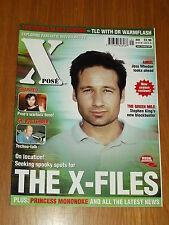 XPOSE #41 BRITISH MAGAZINE VISUAL IMAGINATION DECEMBER 1999 X-FILES CHARMED