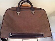 "Tumi Attache Carry on Laptop Bag, Stiff Ballistic Nylon, 16"" x 10  x 3"" EUC"