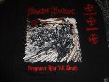 War Death Metal LS M-Medium Bestial Warlust Abominator Beherit