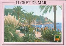 Alte Postkarte - Lloret de Mar