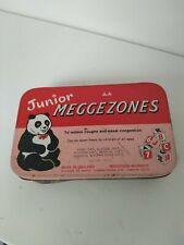 Vintage Junior Meggezones Tin