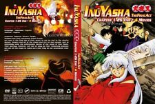 ANIME DVD~ENGLISH DUBBED~Inuyasha:The Final Act(1-26End+4 Movie)FREE GIFT