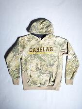 Cabela's Boys CAMO FLEECE HOODIE - Size XL (16/18)