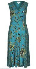 Per Una V-Neck Floral Regular Size Dresses for Women