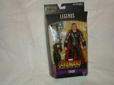Marvel Legends Marvel Avengers Infinity War Thor BAF Marvel's Cull Obsidian NIB