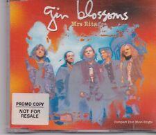 Gin Blossoms-Mrs Rita cd maxi single