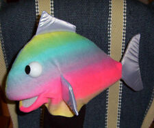 Blacklight Tropical Fish Ventriloquist Puppet-VBS ministry,Wildlife
