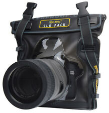 DiCAPac WP-S10 Waterproof case for SLR 5D A77 D7000 7D D4 S5PR
