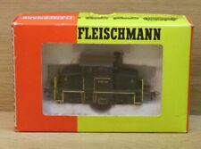 Fleischmann H0 4204 Diesellok Rangierlok, HO, Läuft, OVP, Bastlerware