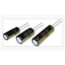 10 pcs PANASONIC Aluminium Kondensator EEUEB1A101S  100uF 10V  5x11mm RM2  #BP