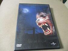 "DVD ""LE LOUP-GAROU DE LONDRES"" David NAUGHTON / film d'horreur de John LANDIS"