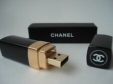VIP gift from Chanel beauty boutique USB Flash Drive Rouge COCO lipstick type