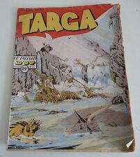 TARGA 1ère Série     N° 18  le cylindre d'or