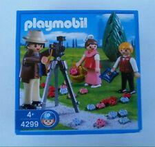 Playmobil 4299 Fotógrafo Boda Niños Arras Novio Novia