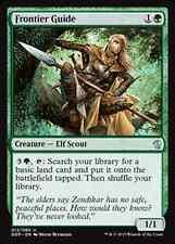 Frontier Guide NM x4 Duel Decks Zendikar vs. Eldrazi MTG Magic Green Uncommon