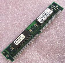 4MB PNY 321006-S51T02 RAM 72 PIN FP SIMM 1K 5V 72PIN MEMORY CHIP 4 MB