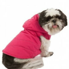 New Dog Coat Parka Magenta - XS