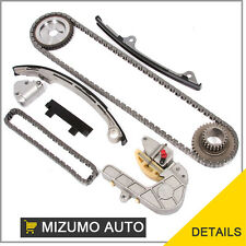 Fit 02-06 2.5L Nissan Altima Sentra DOHC QR25DE Timing Chain Kit