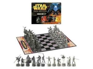 2004 Star Wars Saga Edition Chess Set Replacement Parts/Piece - You Pick
