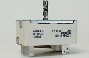 Range Burner Infinite Switch for Whirlpool WP3149400 AP6007666 PS11740783