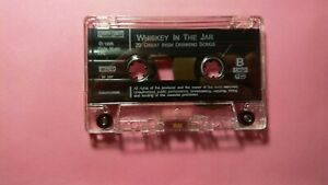 Whiskey In The Jar: Irish Drinking Songs compilation Cassette Tape