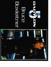 Bruce Boxleitner  (Babylon 5) 8x10 Photo