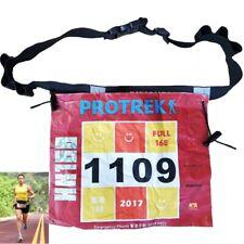 Ronhill Triathlon Tri Race Number Belt with 8 x Gel Loop Holders *NEW*