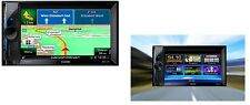 Clarion NX302E Autoradio 2DIN mit Navigation GPS TMC MP3 SD USB Bluetooth LCD