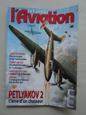 FANA 388 PETLYAKOV PE-2 GRUMMAN AVENGER FAIRCHILD FC-2W2 CANTINIEAU ARIANA DO-26