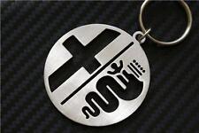 For ALFA ROMEO keyring keychain Schlüsselring 4C 166 159 GIULIETTA 147 166 MITO