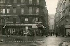 Carte PARIS Chez LAFON Rue Réaumur