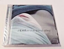 //EXIT// The Blind Alley  (CD) ROCK