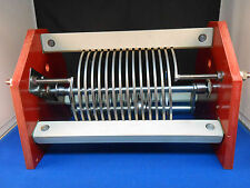 "26487 BARKER&WILLIAMSOM RADIO COIL FREQ 30 MEGAHERTZ 9"" LONG 15 TURN NOS"