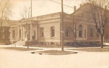 Savanna Illinois~US Post Office~Mail Dropbox~How Be You & That Cider RPPC c1914
