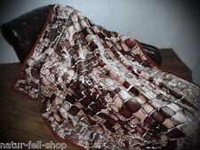 XXL KUSCHELDECKE Tagesdecke Wohndecke Decke Plaid Design Stone / Steine 200x240