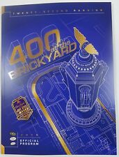 2015 Crown Royal Brickyard 400 Sprint Cup Nationwide Program Starting Line Busch