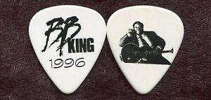 BB KING 1996 Friends Tour Guitar Pick!!! BB's custom concert stage Pick #1
