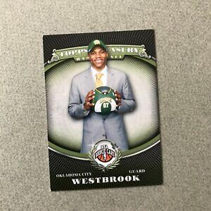 2008-09 Topps Treasury Russell Westbrook Rookie Card #104