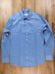 ETON of Sweden blue slim-fit shirt authentic - Size 41 / 16
