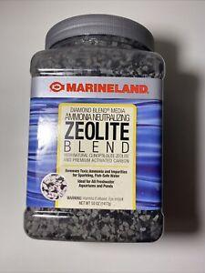 Marineland  Diamond Blend Activated Carbon/Ammonia Neutralizing Crystals 50 oz