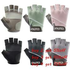 Breathable Cycling Gloves Half Finger Short Sports Gloves Anti Slip Mittens