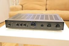 Rotel RA-10 integrated stereo amplifier, mint condition, Black