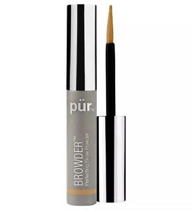 PUR Perfecting Brow Powder Browder - BLONDE 2g BOXED NEW FREE SHIPPING