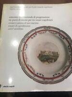 CONCORSO INTERNAZIONALE DI PROGETTAZIONE TRE PUNTI DI RISTORO PER TRE MUSEI NAPO