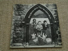Edgar Broughton Band sing Brother chante-LP-gatefoldcover-washed/lavé