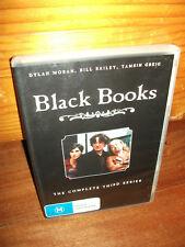 Black Books  The Complete Third Series   Dvd - All Region