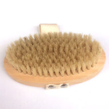 Professional Dry Skin Body Brush with Cactus Bristles Hard Strength Brush Ys7